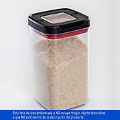 Recipiente cuadrado de 2.4 Litros Dry Storage Ingenio