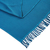 Throw Primavera 130x180 cm 410 gr Azul
