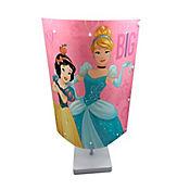 Lámpara de Mesa Princesas Ovalada E27 1 Luz