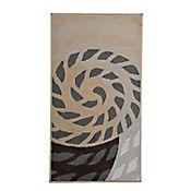 Tapete Royal 60x110 cm Espiral Café