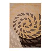 Tapete Royal 120x170 cm Espiral Café