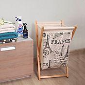 Cesta de ropa France de 69,5 x 39 x 41 cm