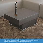 Mesa de Centro Venecia 50x63,6x32,5 cm Wengue