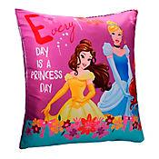 Cojín 45x45 cm Princesas Happy Estampado