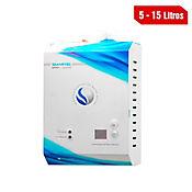 Calentador eléctrico de paso 5-15 litros