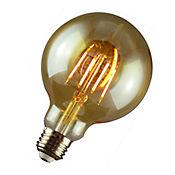 Bombillo LED Vintage Filamento 280 Lúmenes 4w E27 Luz Cálida