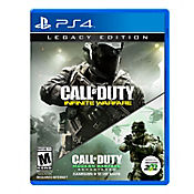 Juego PS4 Call of Duty Infinite Warfare Legacy CE