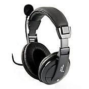 DiademaMultimedia Auriculares Grandes Negro MH-5700