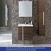 Mueble de baño Onix 60x56x45 cm 2 puertas - Wenge