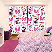Roller Blackout Impreso 120 X 180  Minnie Chic