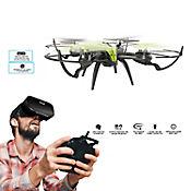 Cuadricóptero con Cámara + Gafas Realidad Virtual BP-58050