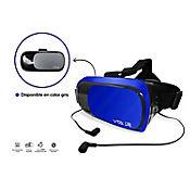 Gafas de Realidad Virtual con Audífonos Bluetooth VTA-82011