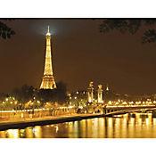 Fotomural Paris de Noche 254x184 cm