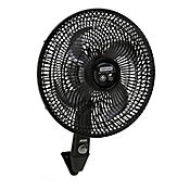 Ventilador de Pared Air Protect 40W 16 pulgadas Negro