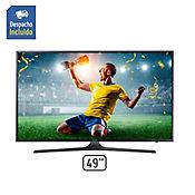 Televisor UHD 4K 49 pulgadas SmartTV Plano UN49MU6100
