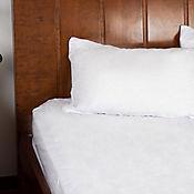 Protector para Colchón Sencillo Impermeable Fuelle 35 cm Blanco