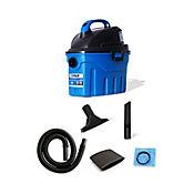 Aspiradora para Seco y Húmedo de 3.0 Hp 11.3 Litros Azul