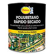 Esmalte Poliuretano Rapido Secamiento Blanco 3/4 de Galón