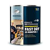 Esmalte Anticorrosivo Fast-Dry Gris 1 Galón