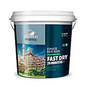Esmalte Anticorrosivo Fast-Dry B. Agua Blanco 1 Galón