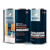 Kit Esmalte Poliuretano Blanco 1 Galón + Catalizador