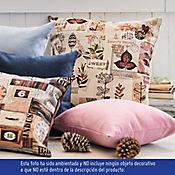 Cojín en Tela Diseños 60x60 cm Multicolor