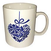 Mug Corazón 11 Oz