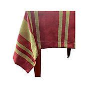 Mantel Rojo Platinado 1.50 metros