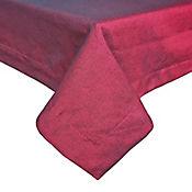 Mantel Rojo Platinado 2.40 metros