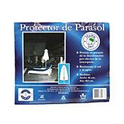 Protector de Parasol Transparente