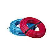 Alambre #8 1 metro rojo Conectores y Cables