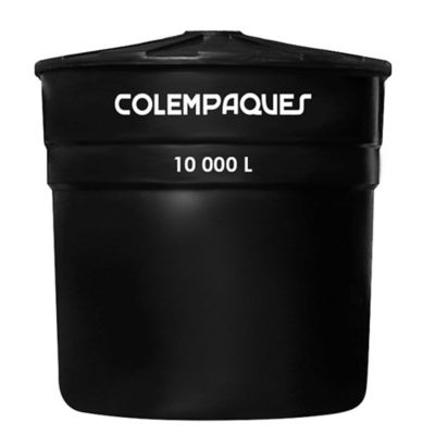 Tanque 10000lt colempaques for Precio estanque de agua 10000 litros