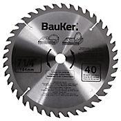 Disco para madera 7-1/4 pulgada 40 dientes  B725A40