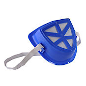 Tapabocas Reutilizable Azul
