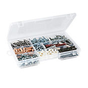 Caja Plástica con Divisiones 1 Litro