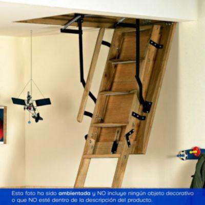 Escalera altillo, escalera altillo en madera, escalera altillo ...