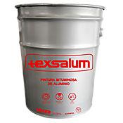 Texsalum 16 Kilos Pintura Bituminosa de Aluminio