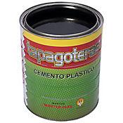 Cemento plástico 1/4 galón 1,1 kilos, Texsa