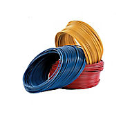 Alambre #8 100 metros amarillo Conectores y Cables