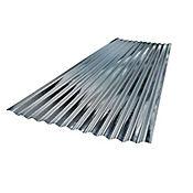 Teja zinc ondulada 3,65 x 0,80 metros