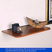 Repisa 25 x 60 cm madera