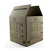 Caja Cartón G Largo40x Ancho40x Alto40cm