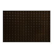 Piso cuadros negro pvc ancho 1,40 metros
