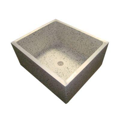 Lavadero 40x35x20cm granito prefacon for Lavadero de granito