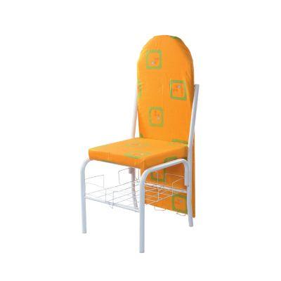 Mesa plancha silla con canasta 102x38cm for Mesa para planchar