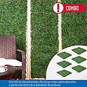 Combo 6 Jardines Verticales Kudzu Artificial