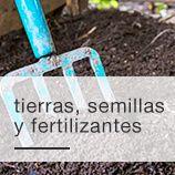 Tierras, Sustratos y Semillas