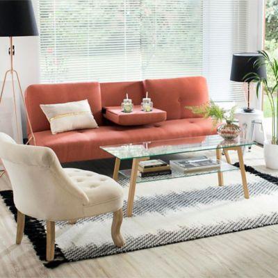 Muebles de sala mesa sof s sillas y m s Muebles en l para sala