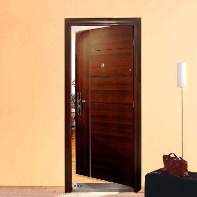 Puertas de entrada puertas exterior homecenter for Puertas metalicas para patio