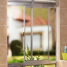 Ventanas vidrio templado